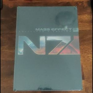 Mass Effect 3 N7 Guide Game hardbook